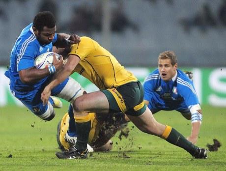 Italia vs Australia