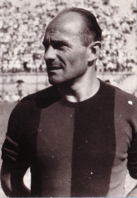 Amedeo Biavati - al Bologna dal 1935 al 1948 - Il Passo doppio