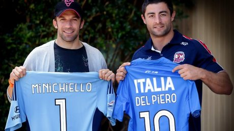 570141-sydney-fc-039-s-alessandro-del-piero-and-sydney-roosters-anthony-minichiello