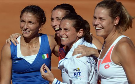 nazionale_italia_fed_cup_getty