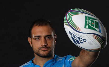 Heineken Cup Launch-Paris