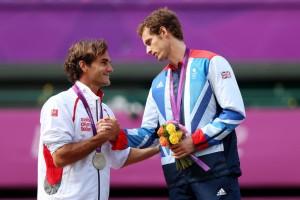 Roger+Federer+Andy+Murray+Olympics+Day+9+Tennis+Hc7AH5zRfzGl